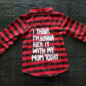 Other - Little boys flannels